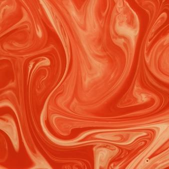 混沌とした抽象的なアクリル絵の具の背景