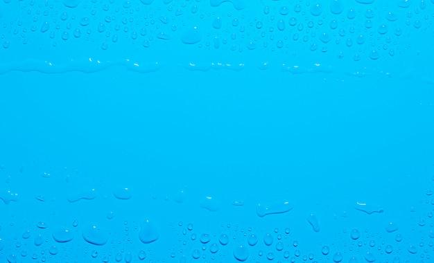 Фон капли воды