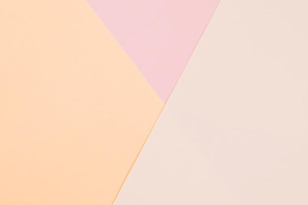 レイアウトのための三色紙の背景