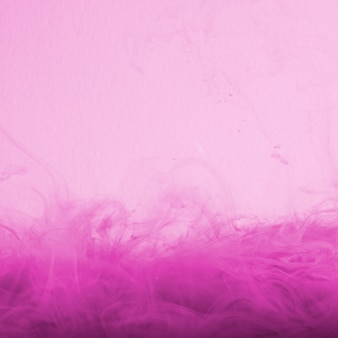 ピンクの曇りの抽象的なバラの雲