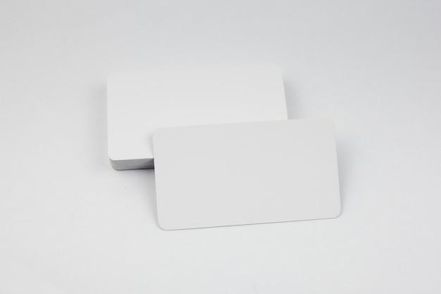 空白の名刺テンプレート