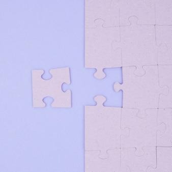 ジグソーパズルのビジネスコンセプト