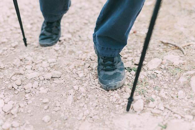 Ноги путешественника