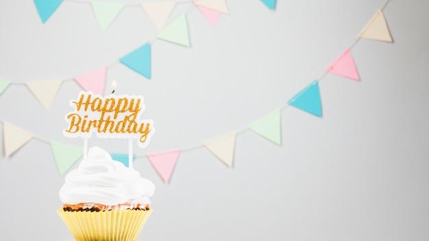 Натюрморт с днем рождения сдобы