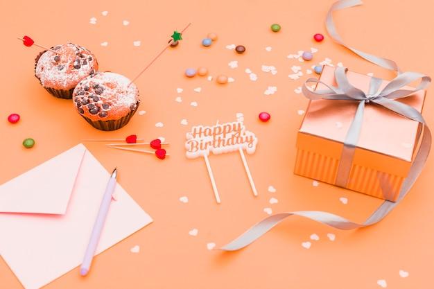 誕生日のある静物