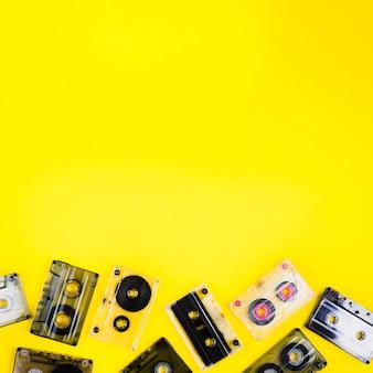 Ленты кассетные