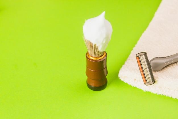 Состав предметов для бритья