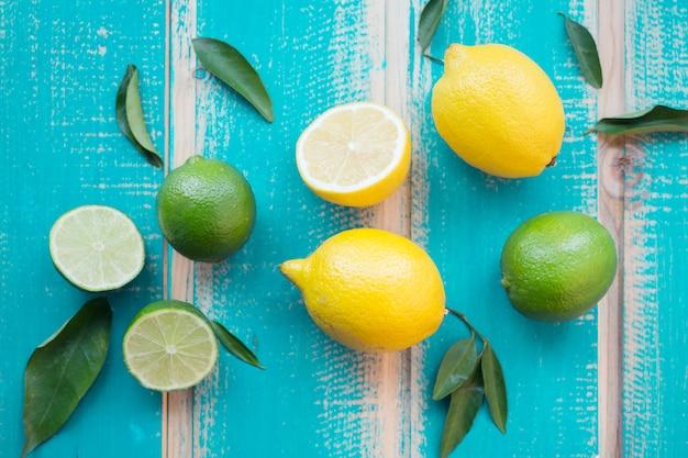 Лимоны и лаймы