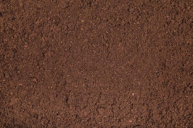 土壌の質感