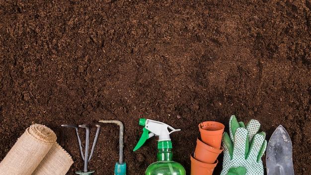 平干し園芸コンセプト