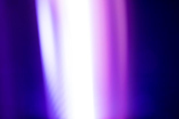 Полоса неонового света