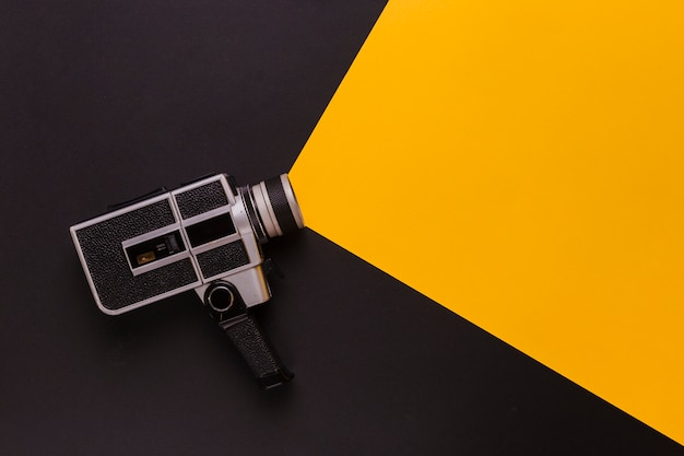 Винтажная кинокамера