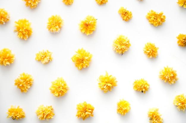 装飾的な花柄