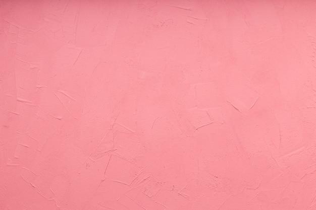 赤い壁の質感
