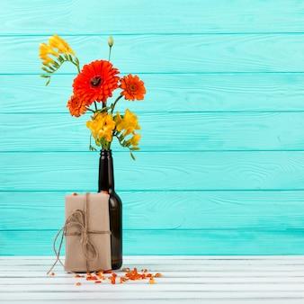 花の美しい花束