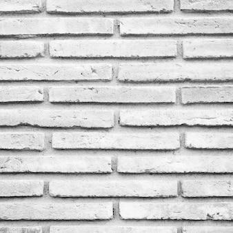 灰色のレンガの壁のフルフレーム