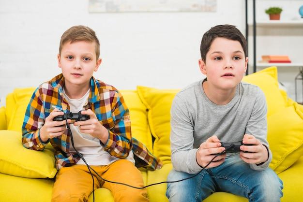 男の子のゲーム