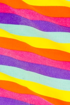虹色のプライドデーフラグ