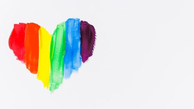 プライドフラグの色と心