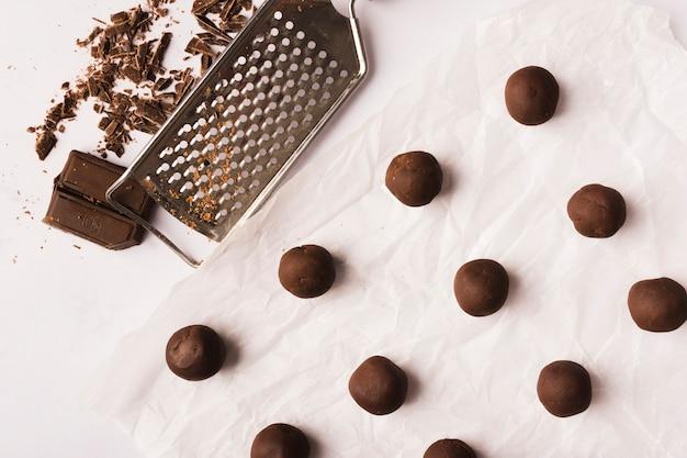 チョコレートボール