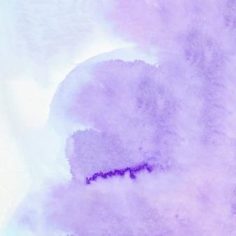 濡れたブラシ塗装の様式化されたパープルの紙の質感