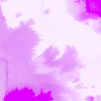 水彩テクスチャ背景の紫とピンクの色合い