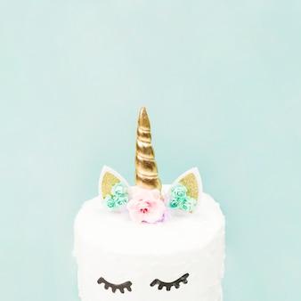 Торт единорога