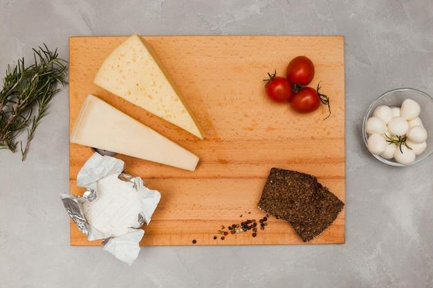 フラットレイチーズ組成