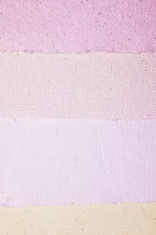 Пастельные цвета бумаги текстуры фона