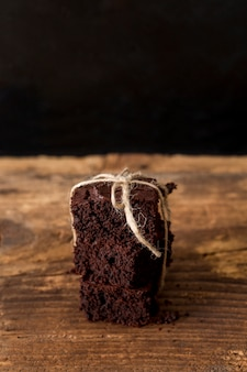 Домашний торт из шоколада