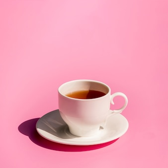 お茶の美しい静物