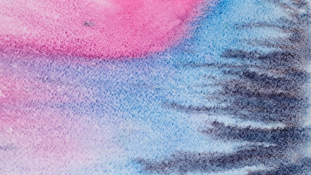 カラフルな水彩テクスチャの芸術的な背景