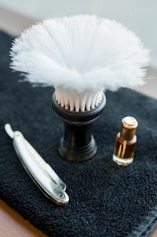 男性用プロフェッショナル美容院