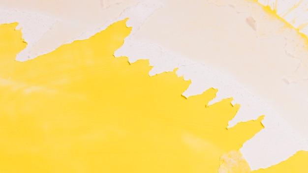 クリエイティブ黄色の塗料スプラッシュバックグラウンド
