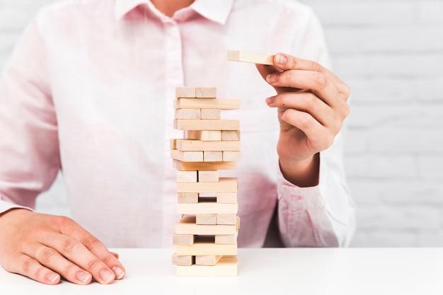 Концепция бизнес-стратегии с игрой