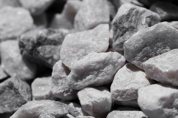 Текстура камней крупным планом