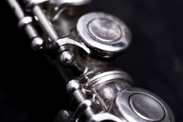 Металлическая флейта