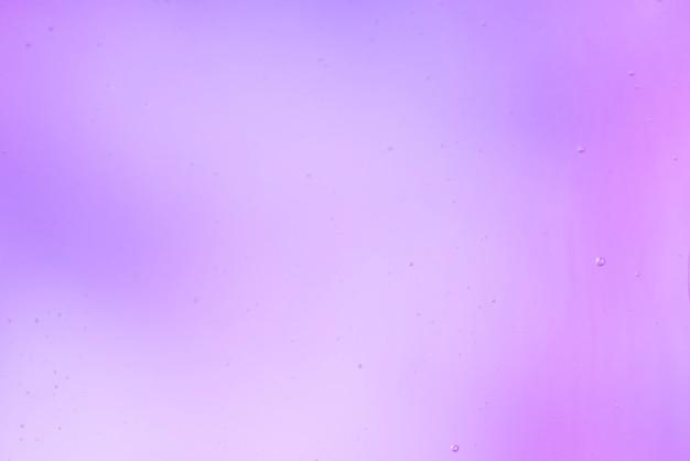 小さな泡とカラフルな抽象的な背景
