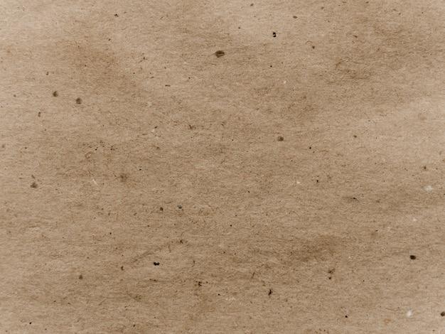 茶色のビンテージ紙のテクスチャ