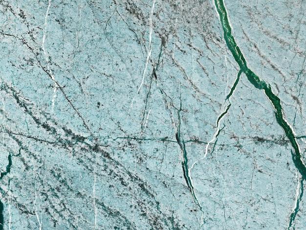 テクスチャの青い大理石の石の背景