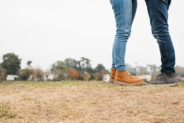 Ноги пары склеиваются в природе