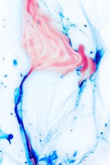 Красивые комбинированные цвета абстракция в масле
