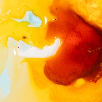 抽象的な蜂蜜テクスチャ背景