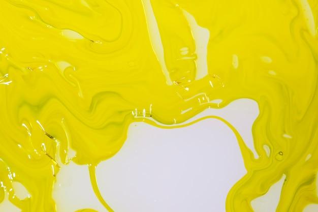 マスタードオイルの抽象的な層