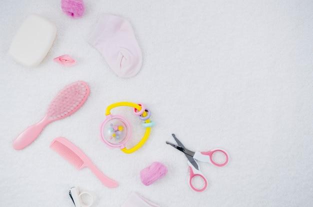 赤ちゃんのためのトップビューバスアクセサリー