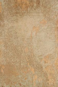 き裂を有する古い茶色のコンクリート背景