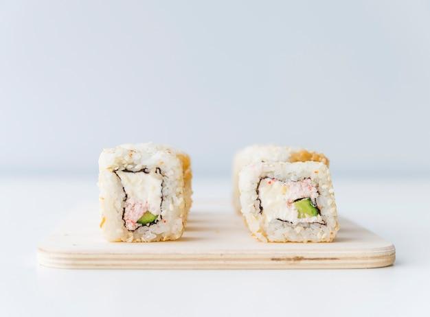 ゴマの巻き寿司