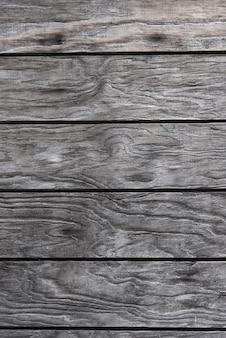 灰色の木製の壁の背景