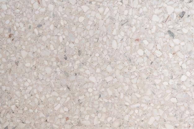 シンプルな白い石の壁の背景