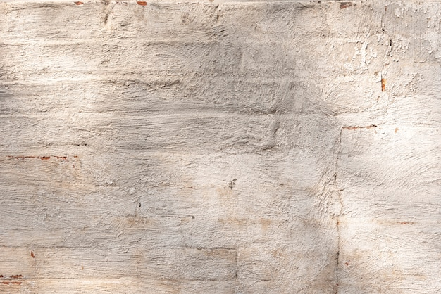 レンガで作られた高齢者の建物の壁